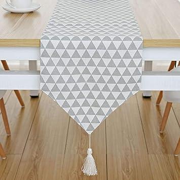 Chemin De Table Nordic Drapeau De Table Moderne Minimaliste