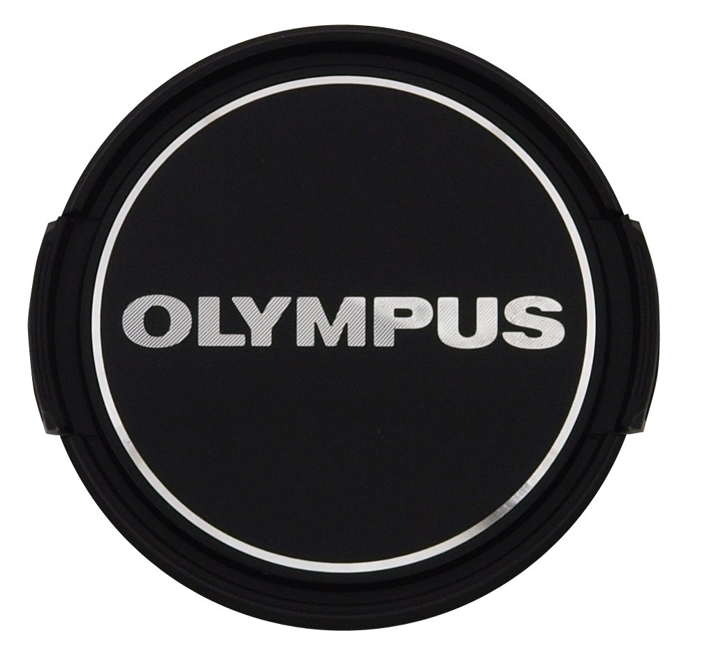 Olympus LC-37B 37mm Lens Cap for the M.Zuiko 17mm f/2.8, 45mm f1.8 and 14-42mm II Micro 4/3rd Lenses by Olympus
