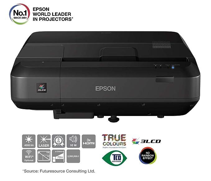 Epson Home Cinema EH-LS100 Video - Proyector (4000 lúmenes ANSI ...