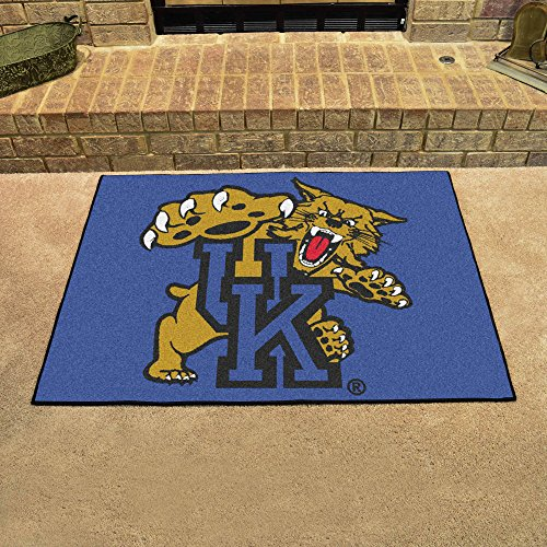 Fan Mats 795 UK - University of Kentucky Wildcats 34