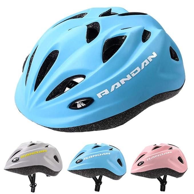 Trespass Kids Girls cycling Safety helmet size S 44//48  M 48//52