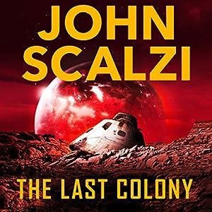 The Last Colony Audiobook