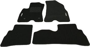 Tappeti in moquette anteriori posteriori originali con logo Tappetini