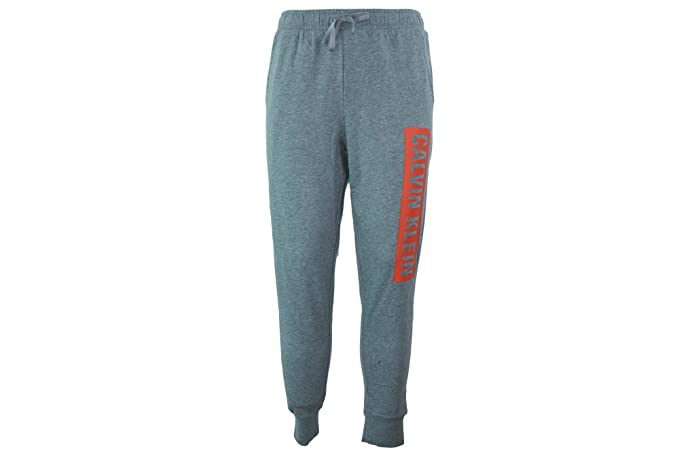 Calvin Klein pantalón hombre traje 00GMF8P618 077 KNIT PANT ...