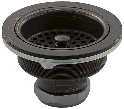 Kohler K 8799 2bz Duostrainer Sink Strainer Oil Rubbed Bronze