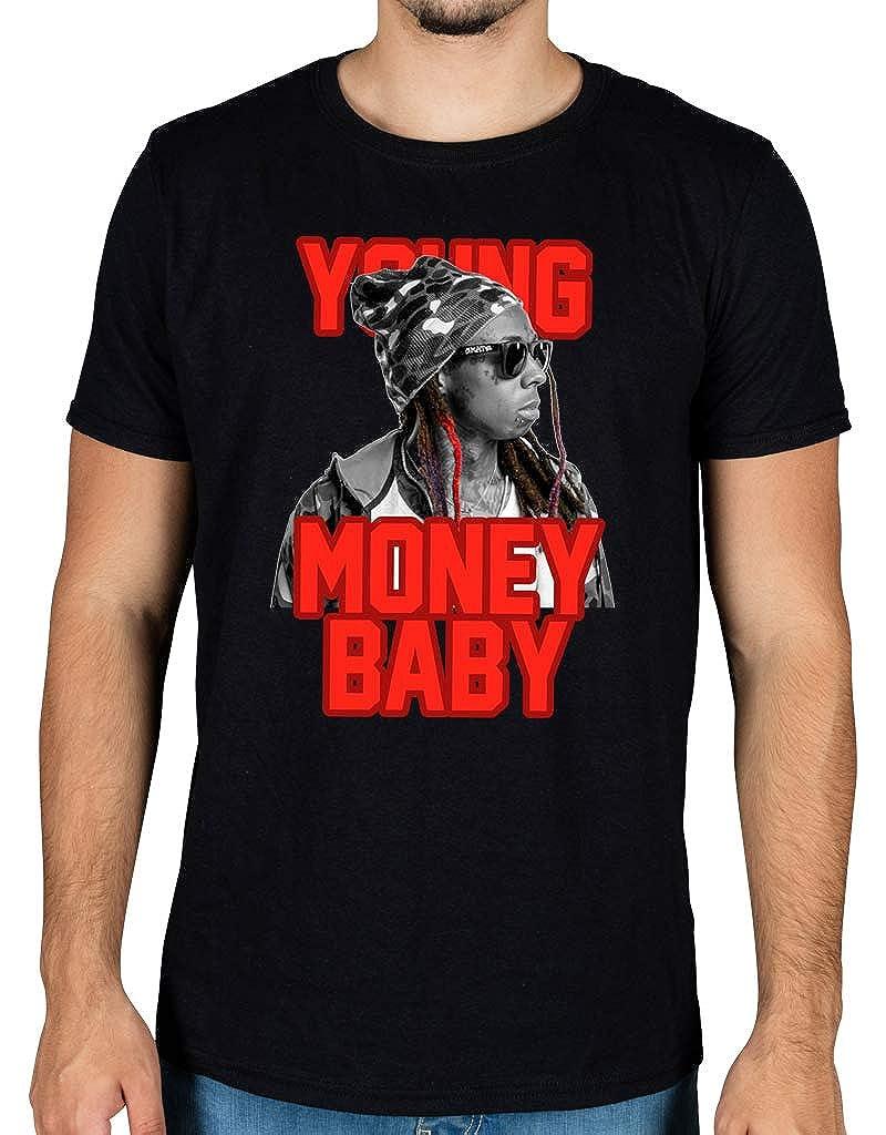 Ulterior Clothing Money Baby Graphic T-shirt