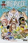 One Piece, tome 72 : Les Oubliés de Dressrosa par Oda