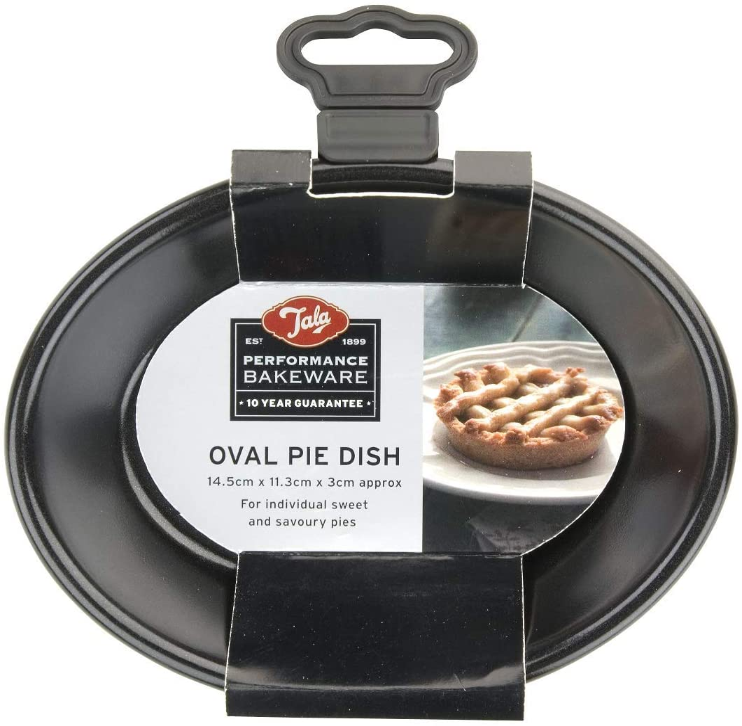 2 x BEACH HUTS Design Small Oval Pie Dish//Baking Dish