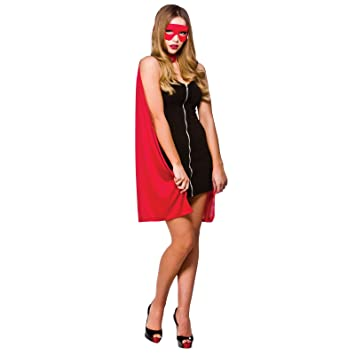 c274bf277 Wicked Costumes (O) Ladies Super Hero Cape (34