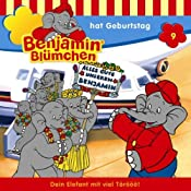 Benjamin hat Geburtstag (Benjamin Blümchen 9) | Elfie Donnelly