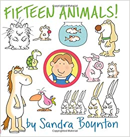 Image result for fifteen animals