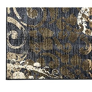 HOMES: Inside + Out IDF-RG8123 Gertrude, Rug
