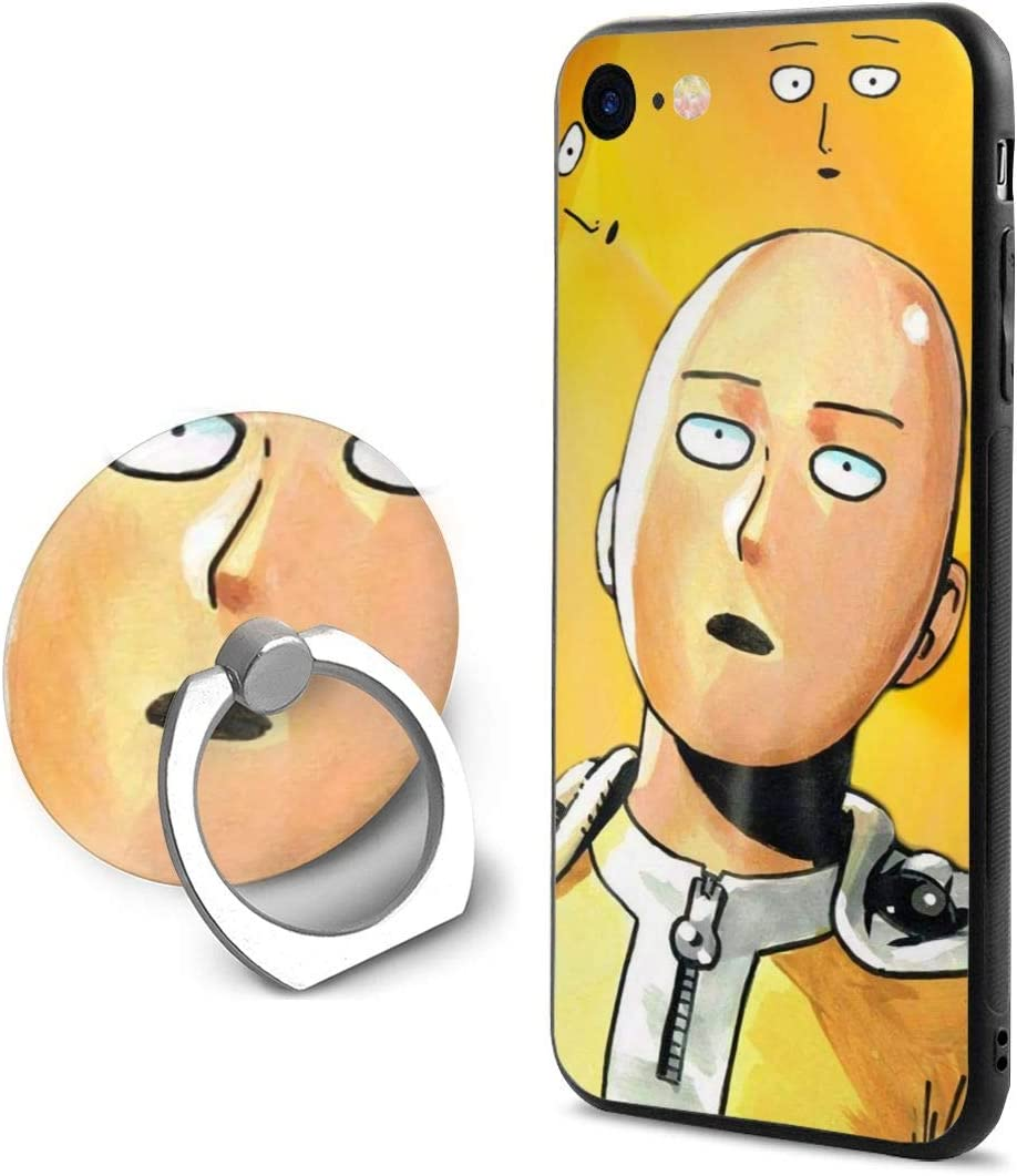 one punch man Saitama 3 iphone case