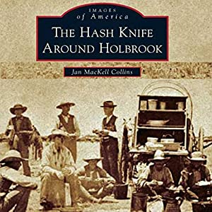 The Hash Knife Around Holbrook Audiobook