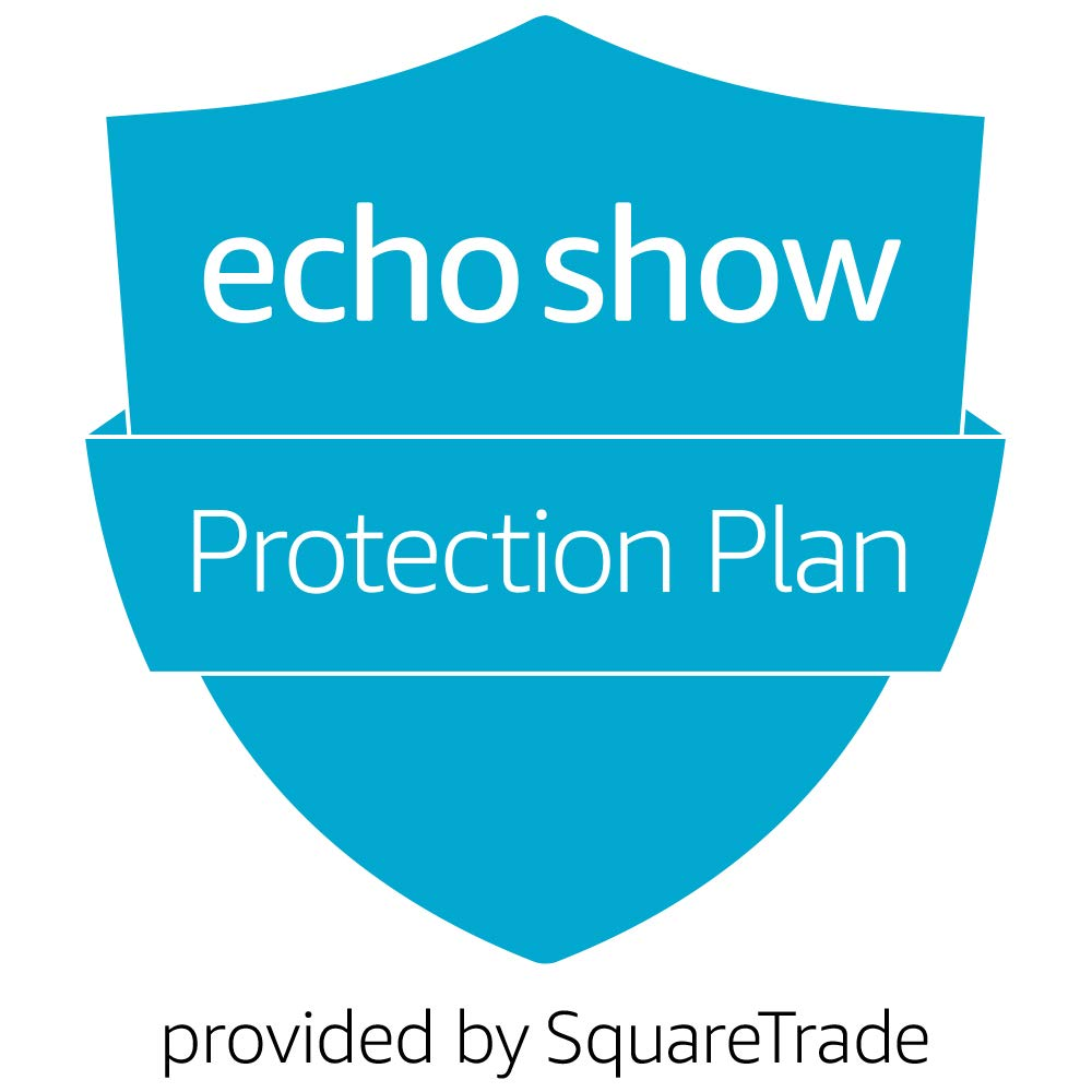 1-Year Protection Plan plus Accident Protection for Echo Show (2018 release, delivered via e-mail) KAIMA