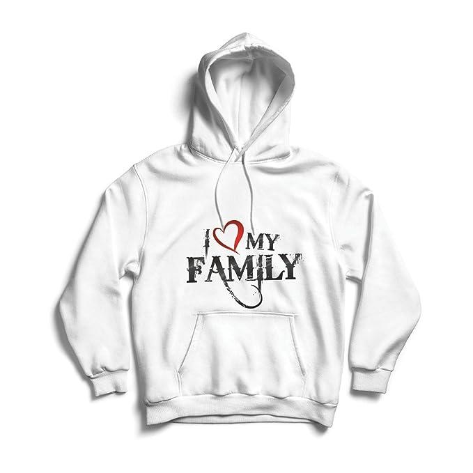 lepni.me Sudadera con Capucha Camisas de Diseñador únicas Muestran Tu Amor: increíbles Conjuntos a Juego con La Familia: Amazon.es: Ropa y accesorios