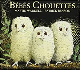 Bebes Chouettes Tout Carton Kaleidoscope French Edition Wadell Martin Benson Patrick Finkenstaedt Isabel 9782877678612 Amazon Com Books