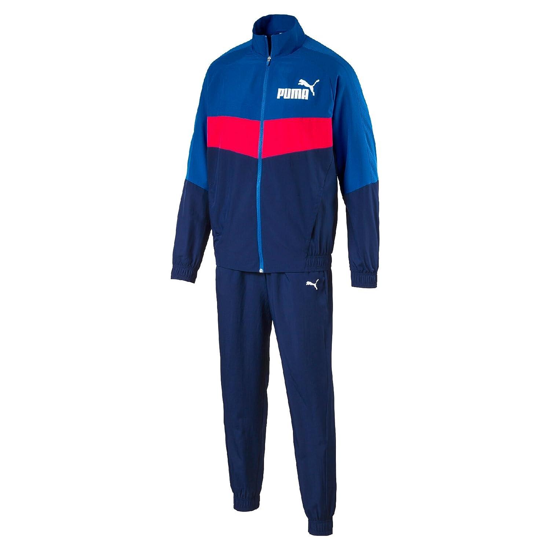 Puma Iconic Woven Suit Cl Blue Depths-Lapis B M: Amazon.es: Ropa y ...