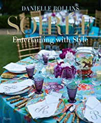 "A preeminent hostess and tastemaker invites you to the most chic at-home parties, with detailed descriptions for invitations, flowers, table settings, linens, and more than eighty original recipes. Veranda calls Danielle Rollins a ""genuine ex..."