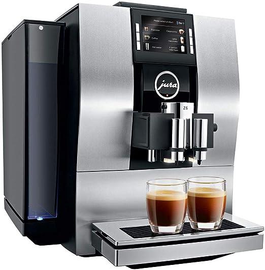 Amazon.com: Jura Z6 Máquina de café automática (renovada ...