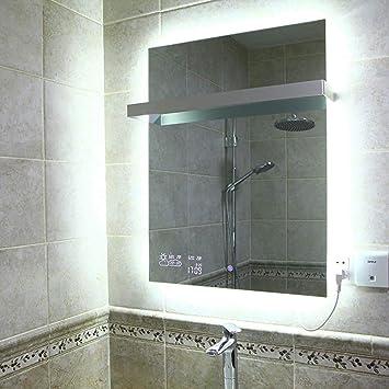 Yool Wifi Smart Bad Mirror An Der Wand Montierte Badezimmer