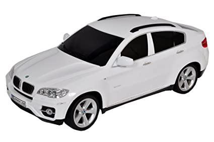 Buy Bmw X6m White Online At Low Prices In India Amazon In