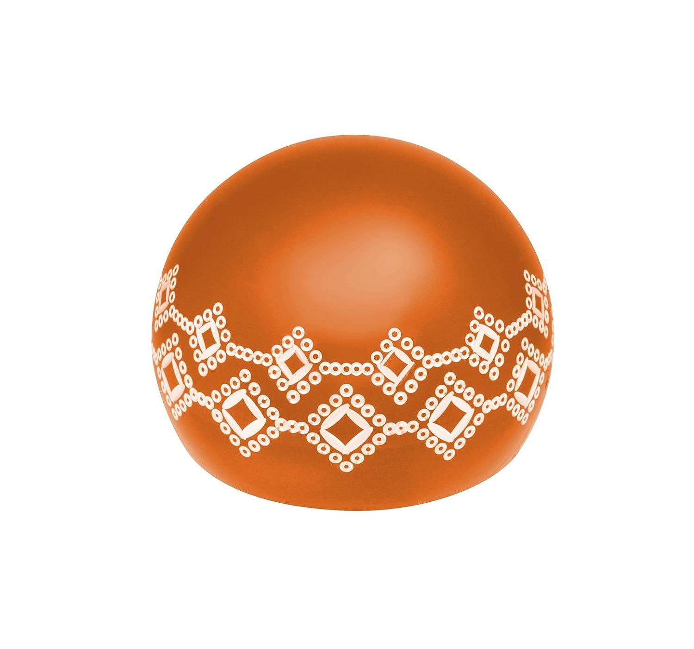 リアン (Lien) 12月タンザナイト ペット専用骨壺 メモリアルボール リアン クイーン ピンク B07BG1TZKS オレンジ  オレンジ|5月エメラルド
