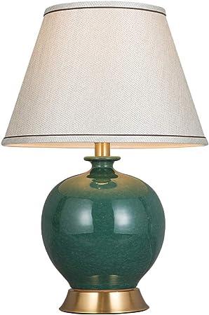 Ti Fa Lampe de Table de Chevet en céramique Lampe de Chevet