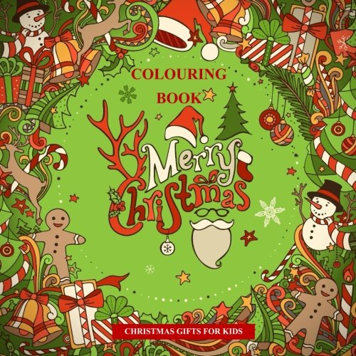 Christmas Gifts for Kids: Colouring Book Merry Christmas; Colouring Books Christmas in all Departments; Christmas Colouring Books for Kids in Books; ... and Games; Christmas Stockings in all Dep