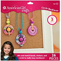 American Girl Crafts DIY Necklace Jewelry Making Kit for Girls