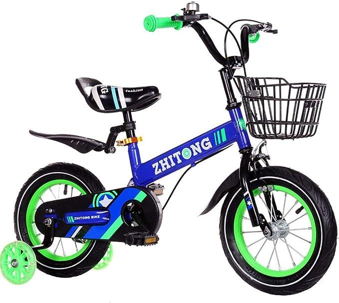 """K-G Bicicleta Infantil Infantil Bicicleta En Tamaño 12"""" 14"""" 16"""" 18 ..."""