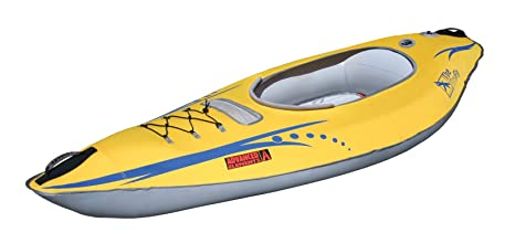 Advanced Elements - Kayak hinchable, color amarillo, talla 1 ...