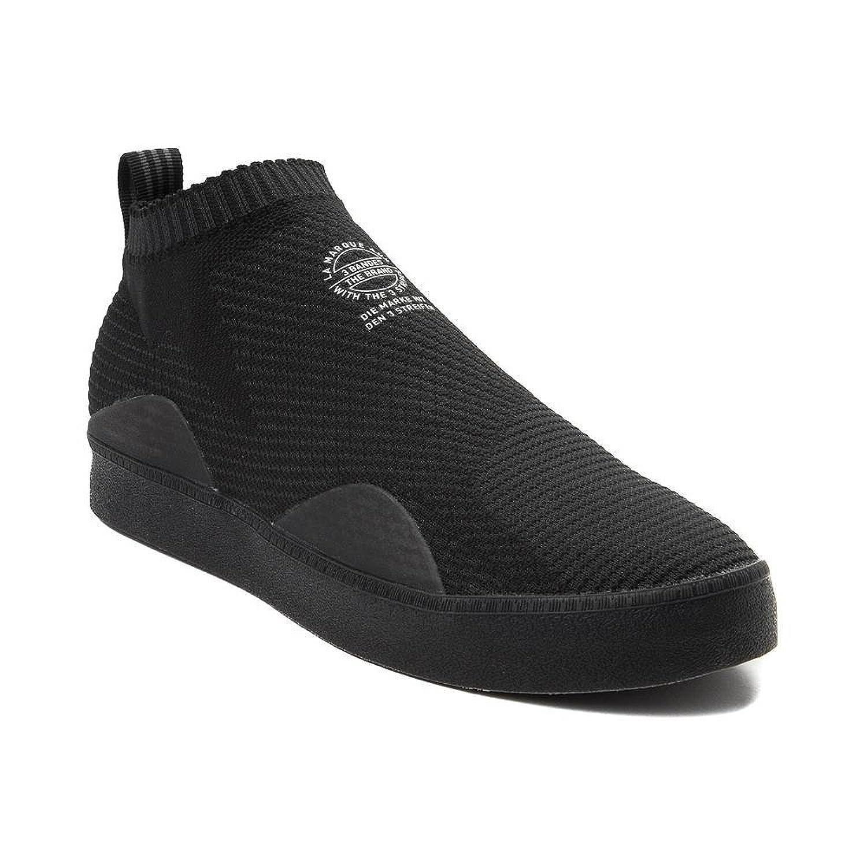 (アディダス) adidas 靴シューズ メンズスニーカー Mens adidas 3ST.002 Primeknit Skate Shoe Black ブラック US 11 (29cm) B07CF7LW4Z