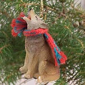 Conversation Concepts Coyote Original Ornament