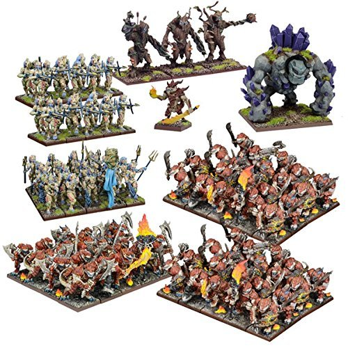 FORCES OF NATURE MEGA ARMY - KINGS OF WAR by Kings of War