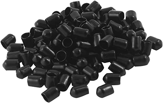 200 Cord End Caps Assorted Tone 12mm x 5mm Crimp End Tips nwLG-5034