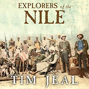 Explorers of the Nile Audiobook