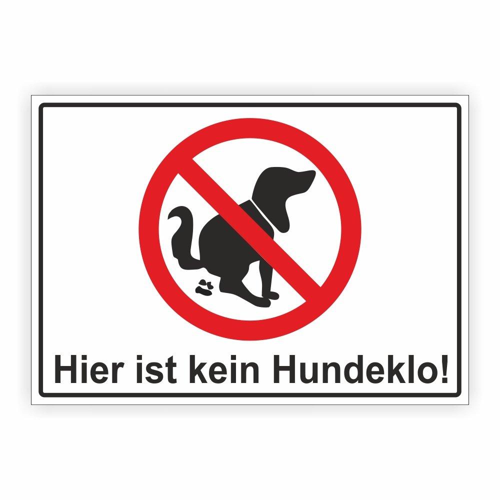 No Perros para perros Cúmulos de señal Prohibido de WC ...