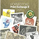 Horned Toad Print Exchange II 2017