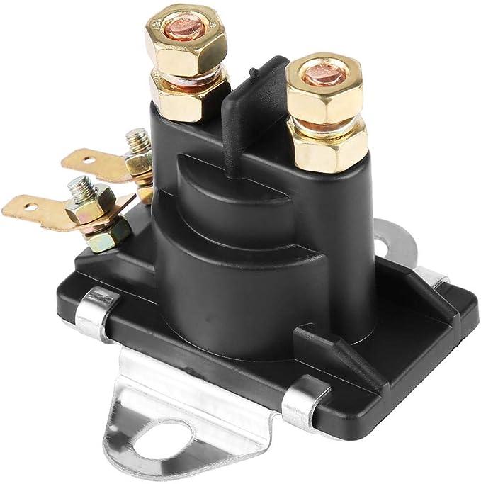 12V universal f/ür CPI Aragon Anlasser Magnetschalter