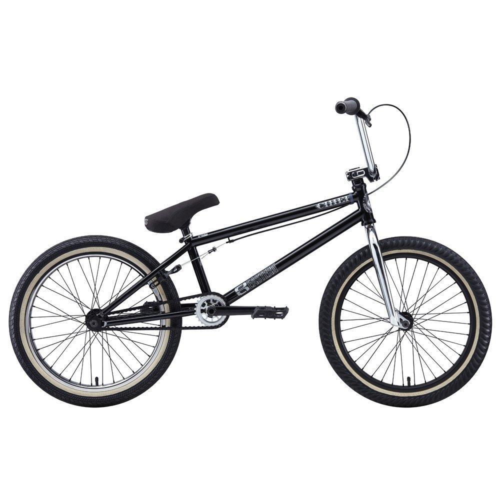 GREEM MARKET(グリームマーケット) Eastern Bikes イースタンバイクチーフ2013版BMXバイク(マットブラック/クロームフロント/ブラックリアリム、20インチ) GMUA-0527   B0799HZBQD