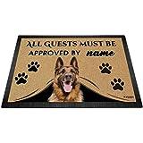 Shepherd Mom German Shepherds Microfiber Kitchen Tea Bar Towel Gift for Animal Dog Lover