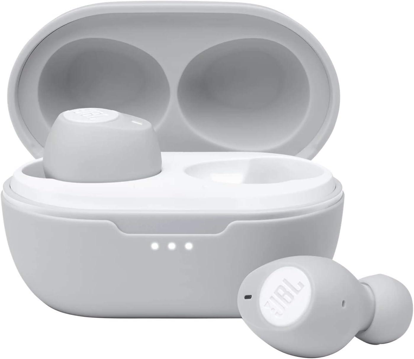 Jbl Tune 115 Tws True Wireless In Ear Kopfhörer In Weiß Elektronik