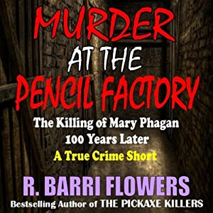 Murder at the Pencil Factory Audiobook