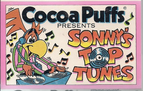 cocoa-puffs-presents-sonnys-top-tunes-audio-cassette