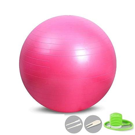 Equilibrar la pelota Balón de yoga espesamiento de la explosión ...