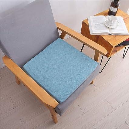 Cojín de espuma viscoelástica para asiento de silla diseñado ...