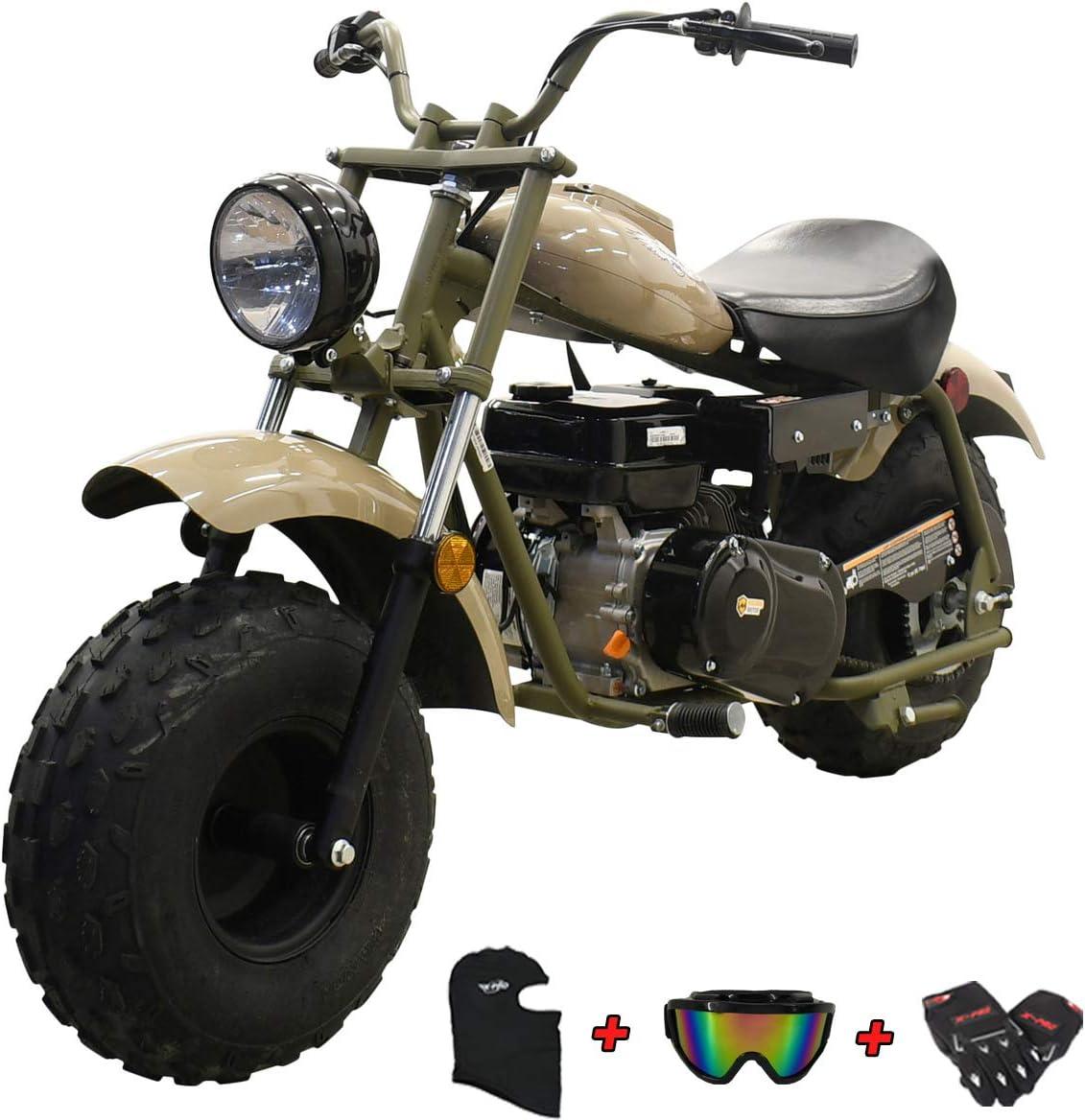 Supersized 196CC Youth Mini Bike