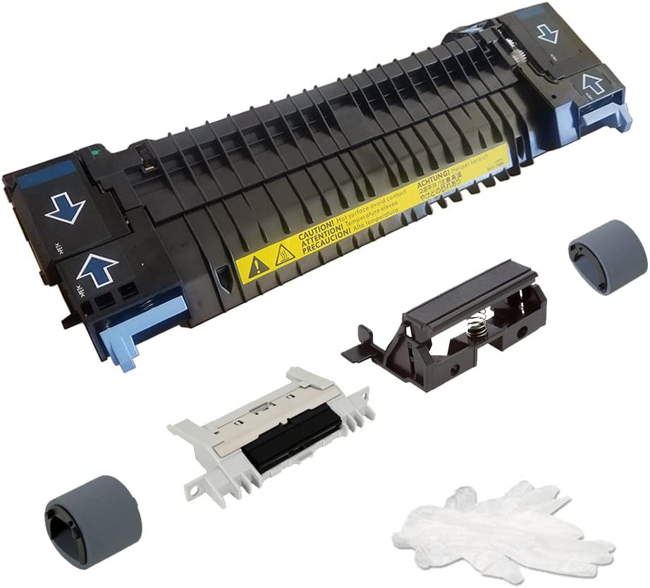 B078NJMCXY Altru Print RM1-2763-MK-AP Deluxe Maintenance Kit for HP Color Laserjet 2700/3000 / 3600/3800 / CP3505 (110V) Includes RM1-2665 Fuser 615prw-BKGL.SL1000_