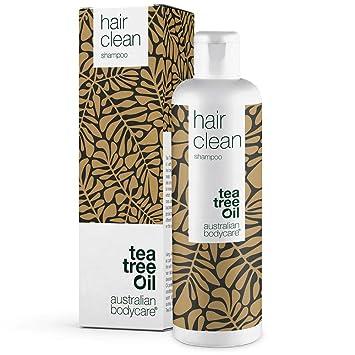 Australian Bodycare Tea Tree Shampoo - Teebaumöl Shampoo gegen Schuppen, Juckende und Trockene Kopfhaut - Auch gegen Pickel a